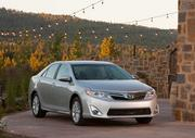No. 3 Toyota Camry2012 Massachusetts registrations: 10,5592012 national sales: 404,886 (No. 3)