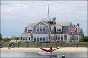 Located in Nantucket's Brant Point, 39 Hulbert Ave. recently sold of $11,300,000. The 5,144-square-foot home, which has five bedrooms and five bathrooms, was listed byMaury People Sotheby's International Realty.