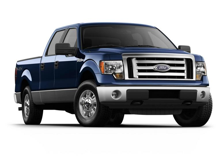The Ford F-series truck