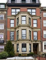 CONDO171 Commonwealth Ave., #3Back Bay-Boston Selling price: $5,000,000Listing agent: Campion & Co.Closing date: June 8, 2012Days on market: 34Square feet: 4,144Bedrooms: 3+Bathrooms: 3 full, 1 halfParking: Deeded 1-car streetMonthly condo fee: $1,449