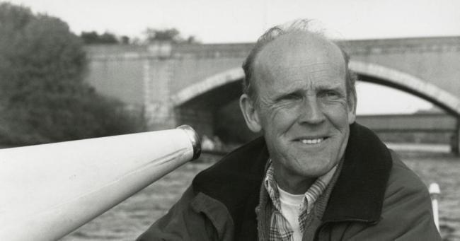 Harry Parker: 1935-2013