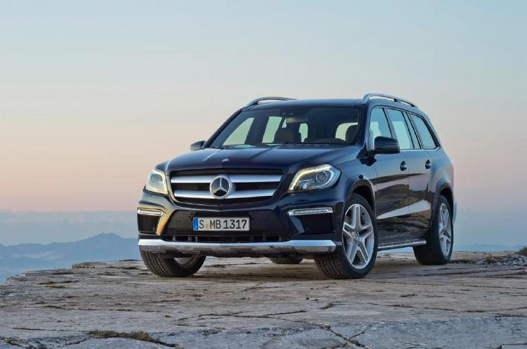 Sales of the GL-class SUV rose sharply in February 2013, making Mercedes-Benz' monthly sales the most-improved over February 2012 of the state's three automakers.