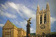 No. 4: Boston College. BC is the fourth most expensive college in Massachusetts, with 2012-2013 undergraduate tuition and fees reaching $55,748.