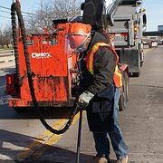 Highway maintenance workers. As many as 2,620 highway maintenance workers in Massachusetts are making between $41,880 and $42,400 at the middle range.