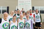 Genzyme marathon team raises $65K for rare diseases, despite tragedy