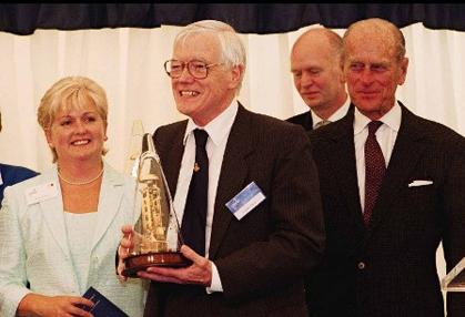 The legacy of Biogen co-founder, the late Kenneth Murray, reaches far beyond his help in inventing genetic engineering.