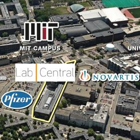 A rendering of where LabCentral's 27,,000-square-foot facility will be located in Cambridge.
