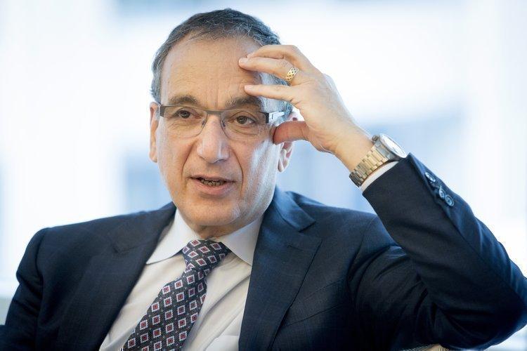 Biogen CEO George Scangos