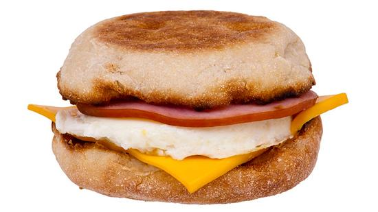 It's the Egg McMuffin of blog posts. That's good, right?
