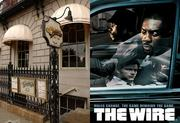 TV show: Cheers vs. The Wire. Everybody loves Cheers. But compared to The Wire, which ran on HBO from 2002 to 2008, but compared to Baltimore's tough drama of crime and politics, the Boston sitcom seems a little quaint. Advantage: Baltimore.