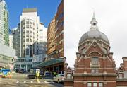 Top industry: Health care. Boston is home to a host of teaching hospitals (like Mass. General, above) that are centers for research and innovative treatment. Baltimore's Johns Hopkins has been the highest-rated hospital in the U.S. for 21 years. Advantage: Boston.