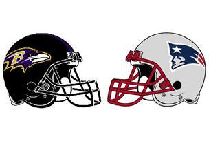 The Ravens and Patriots will meet again in the AFC Championship.