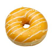 Carmen Miranda would dig this South Korean Dunkin' Donuts offering, flavored with orange, pineapple and apricot.