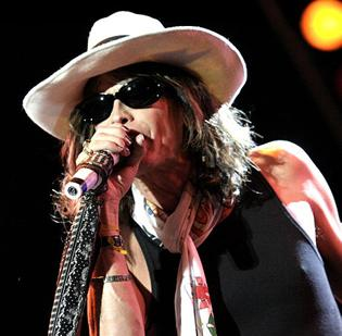 Steven Tyler and Aerosmith will rock the Harley-Davidson 110th Anniversary party in Milwaukee this summer.