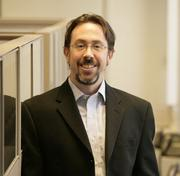 Small business: DSCI Corp. Pictured: CEO Sean Dandley.