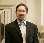 Small business: DSCI Corp. Pictured: CEO Sean Dandley.