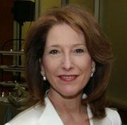 Large business: Mt. Auburn Hospital. Pictured: CEO Jeanette Clough.