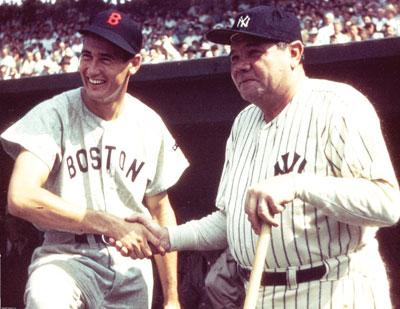 985501443cd Ted Williams auction showcases Red Sox memorabilia worth millions ...