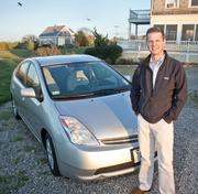 """Jon Petty, Director, Global Customer Support, Invensys Operations Management. Toyota Prius. """"If I could have any car in the world it would be ... another hybrid. Once you've gotten used to getting 500 miles out of a $30 tank of gas, you never want to go back."""""""