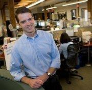 Medium-size company: Convergex's Eze Castle Software. Pictured: Tom Gavin, CEO.