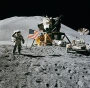 """Real estate. """"The whole, 'Who owns the moon?' question (which Kleiman wrote about in a November Space Review article) is not really of immediate concern, ... for these commercial space companies."""""""