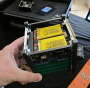 "Rogue operators. ""You have this class of satellites called cubesats, about 10 centimeters cubed, and they're pretty cheap and easy to launch,"" Kleiman said. ""You're having a lot of people operating satellites – and they're real spacecraft – who have never operated spacecraft before."""