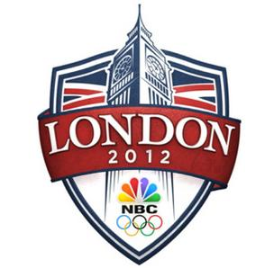 NBC's London Olympics logo