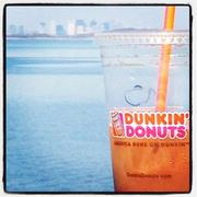 """Coffee-and-doughnut chain Dunkin' Donuts has only been on Instagram for a few months, but already has over 18,000 followers on the mobile photo sharing app. And some of their doughnut pictures have over 1,000 """"likes."""""""
