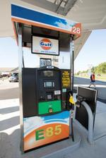 Gulf rolls out flex-fuel pumps on Mass. Pike in time for Labor Day travel