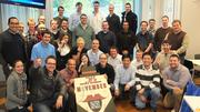 Millennium: The Takeda Oncology Company was one of several Boston-area companies to raise money for the Movember Foundation this year. 60 Millennium employees raised over $18,000, a spokeswoman said.