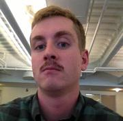 Brightcove Account Executive David Anderson was another Brightcove Movember team member this year.