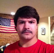 """Brightcove's mustache-growing efforts this Movember resulted in such masterpieces as """"The Trucker,"""" """"The Undercover Brother"""" and """"The Connoisseur."""" (They posted a full slate of photos on Facebook.) I'll leave you to guess which one Account Manager Thomas Coleman is."""