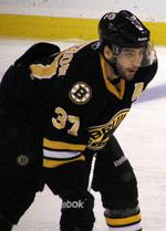 Another day at the office for <strong>Patrice</strong> <strong>Bergeron</strong>