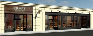Craft Liquors Needham rendering