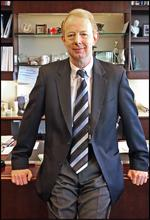 Bayer CEO <strong>Marijn</strong> <strong>Dekkers</strong> says he has no plans to expand in Boston area