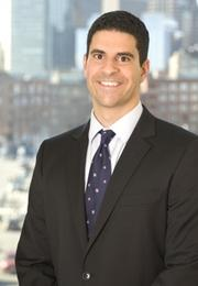 Adam Ghander is a newly minted partner in the business department of Nutter McClennen & Fish in Boston. He's a graduate of Boston College Law School.
