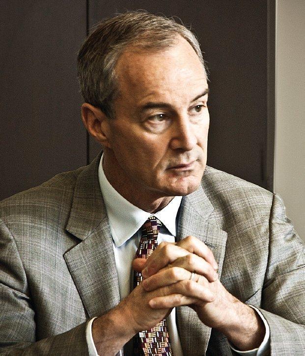 Jim Gordon, president of Cape Wind Associates LLC.