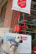 Salvation Army plans first-ever Red Kettle Run through downtown Boston