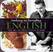 """Celebrity chef Todd English released """"Cooking in Everyday English"""" in 2011."""