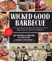 """""""Wicked Good Barbecue,"""" Andy Husbands' first cookbook, came out last year."""