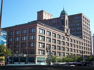 Monroe Community College is making plans to leave the historic Sibley building in downtown Rochester, N.Y.