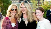 Seen at the Boston Business Journal's 2012 End of Summer Party were the Castle Group's Sandy Lish with Grant Thornton's Amy Flannery and Hilary Lynch. The Castle Group was one of the evenings sponsors.