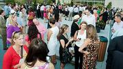 It proved to be a perfect evening for a social gathering at the Boston Business Journal's 2012 End of Summer Party at Boston's Revere Hotel.