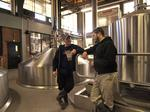 Harpoon Brewery unveils its new beer hall in Boston's Seaport – (Video)