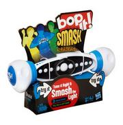 "Last year Hasbro's Bop It! added the voice of a ""taunting, smart-aleck announcer."" This year's upgrade, Bop It! Smash ($16), includes a ""scream"" that sounds whenever players miss a cue."