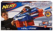 Last year, we brought you a Nerf gun holding 25 foam darts. This year, Hasbro introduced the Nerf N-Strike Elite Hail-Fire Blaster ($49) with a capacity of 144 darts. Whatever you think about toy guns, this item is likely to be popular at the returns counter this year.