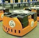 Robots, software aid fulfillment service