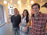 Venture capital rookies learn from on-the-job training