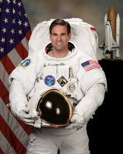 Greg Chamitoff, NASA astronaut and former Draper fellow