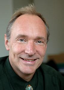 Tim Berners-Lee, director, World Wide Web Consortium
